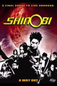 Shinobi 4: A Way Out