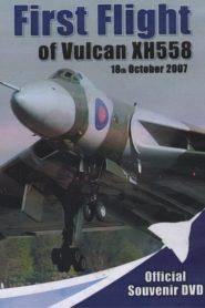 First Flight of Vulcan XH558