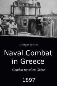 Naval Combat in Greece
