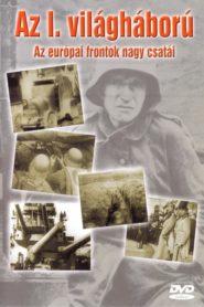 Az I. Világháború: Az európai frontok nagy csatái