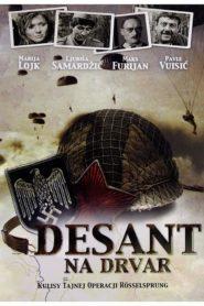 The Descent upon Drvar