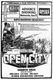 Manila, Open City