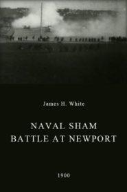 Naval Sham Battle at Newport