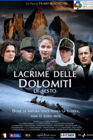 Tears of the Sexten Dolomites
