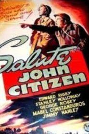 Salute John Citizen